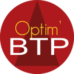Logo OptimBTP rond
